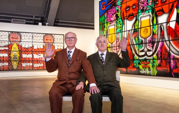 Gilbert-and-George-portraits-HAM1