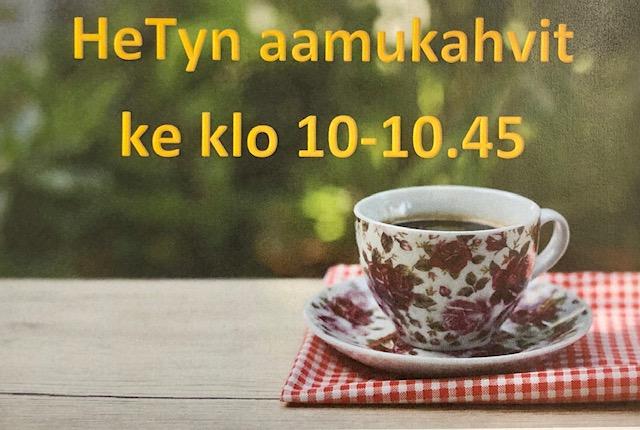 Kahvikuppi.